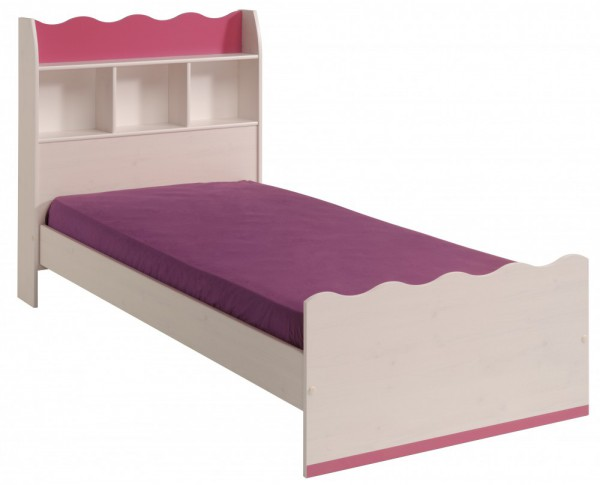 Parisot Lilou - Kinderbett mit Regal 90 x 200 cm