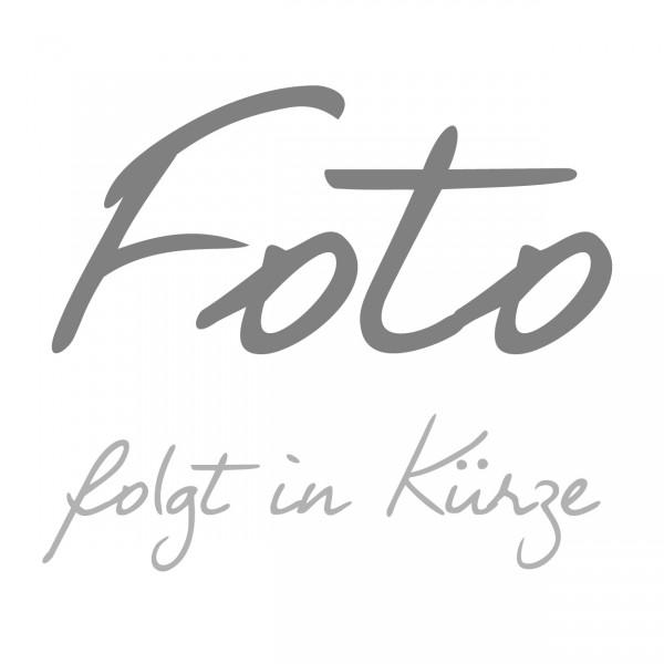 Parisot Yolo - Kommode (Breite 75 cm), Dekor Weiß / Loft Grey