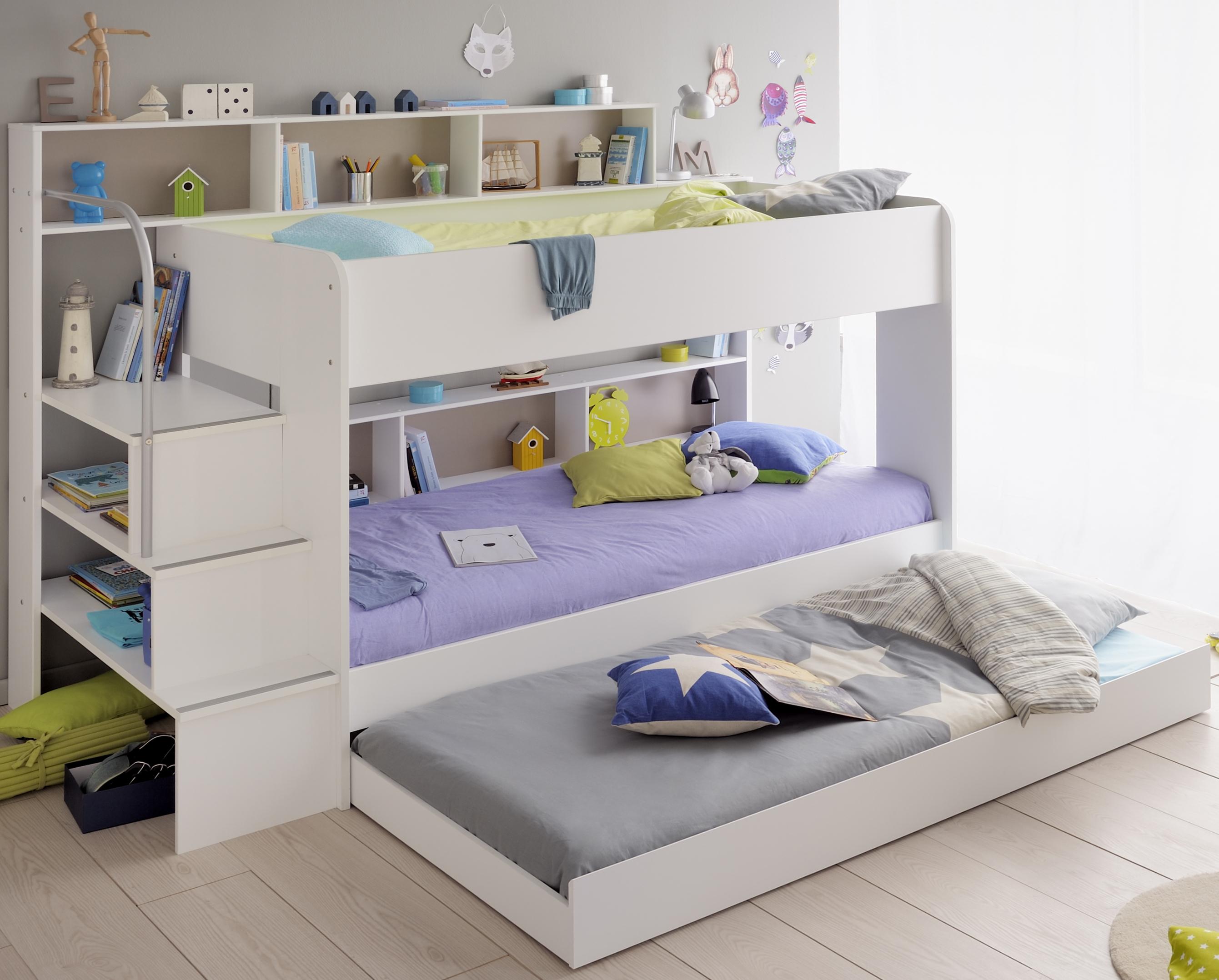 Etagenbett Kinder 140x200 : Parisot etagenbett bibob parimöbel