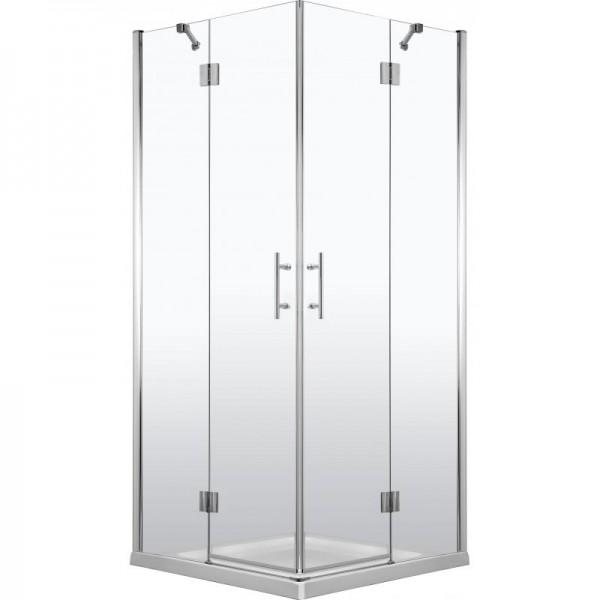 Glas Duschkabine 80x80 cm Sicherheitsglas